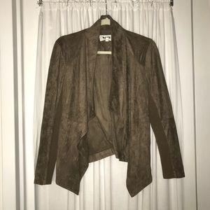 BB Dakota suede jacket